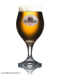 Bier in glas fotograferen
