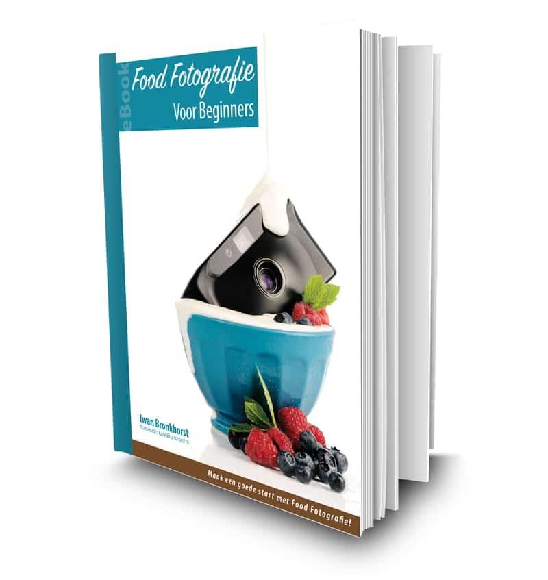 Lancering boek Food Fotografie voor Beginners