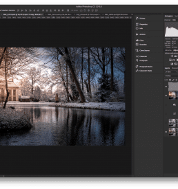 cursus adobe photoshop cc voor beginners