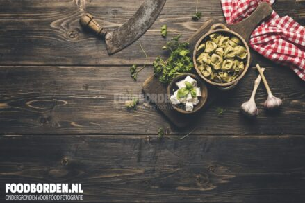 Backdrop Food Fotografie Hout Wood Barnwood