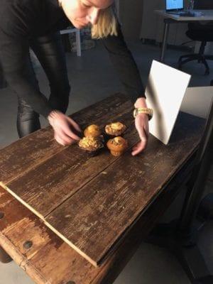 workshop food fotografie individueel in fotostudio