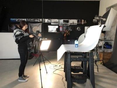 workshop productfotografie voor beginners